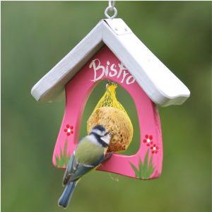 vogelvilla bistro meisenkn delhalter vogel und. Black Bedroom Furniture Sets. Home Design Ideas