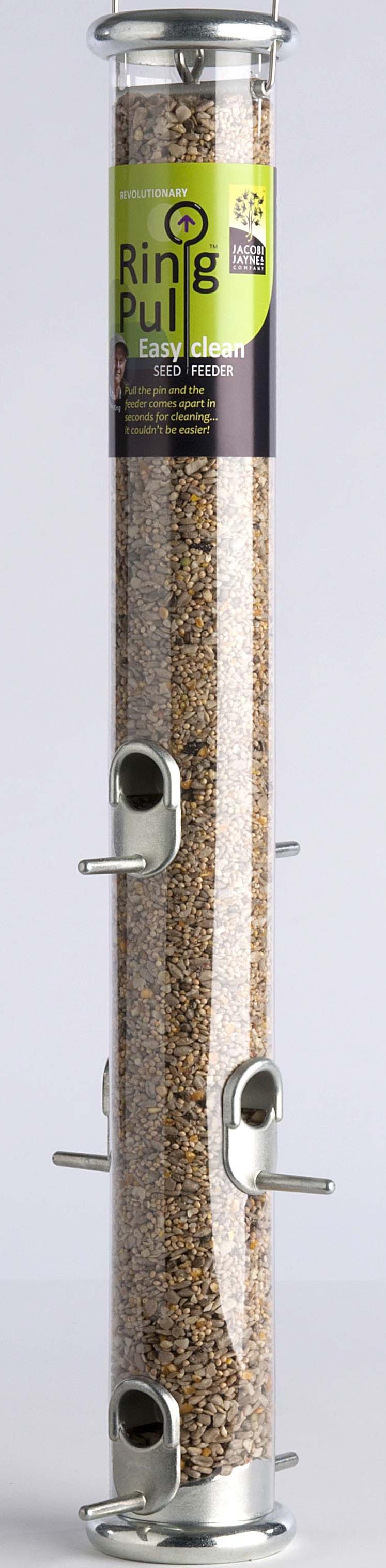 schwegler ring pull futters ule maxi silber vogel und naturschutzprodukte einfach online kaufen. Black Bedroom Furniture Sets. Home Design Ideas