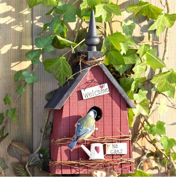 hilfreiche tipps zum anbringen und aufh nen von nistk sten vogel und naturschutzprodukte. Black Bedroom Furniture Sets. Home Design Ideas