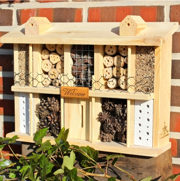 insektenhotel bausatz mit bauanleitung vogel und naturschutzprodukte einfach online kaufen. Black Bedroom Furniture Sets. Home Design Ideas