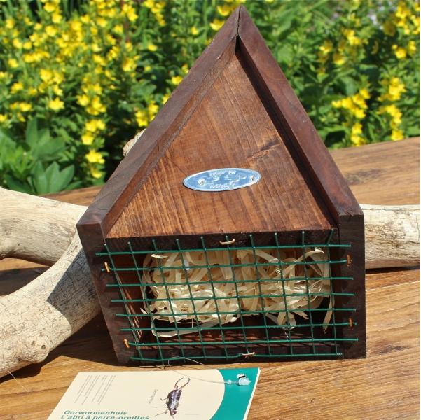 ohrwurmversteck selber bauen mit bauanleitung vogel und naturschutzprodukte einfach online kaufen. Black Bedroom Furniture Sets. Home Design Ideas
