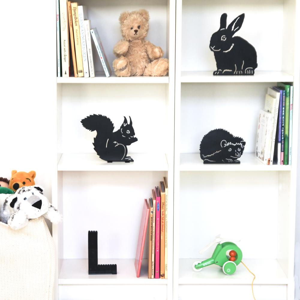 silhouette sitzendes kaninchen vogel und naturschutzprodukte einfach online kaufen. Black Bedroom Furniture Sets. Home Design Ideas