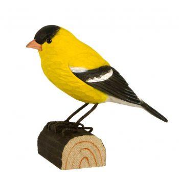 holz wintergoldh hnchen handgeschnitzt vogel und naturschutzprodukte einfach online kaufen. Black Bedroom Furniture Sets. Home Design Ideas