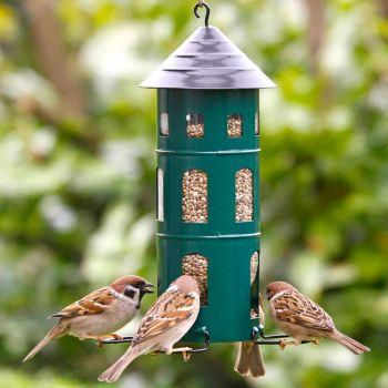 Futterhaus und Futterspender von Wildlife Garden - Vogel- und ...