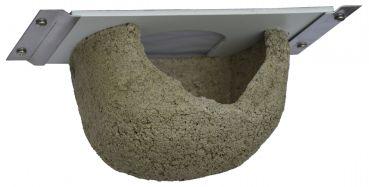 schwegler rauchschwalbennest nr 10b ist als napff rmiges. Black Bedroom Furniture Sets. Home Design Ideas