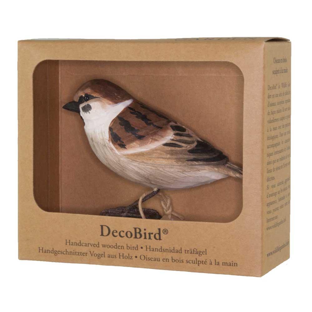 holz spatz sperling handgeschnitzt vogel und naturschutzprodukte einfach online kaufen. Black Bedroom Furniture Sets. Home Design Ideas