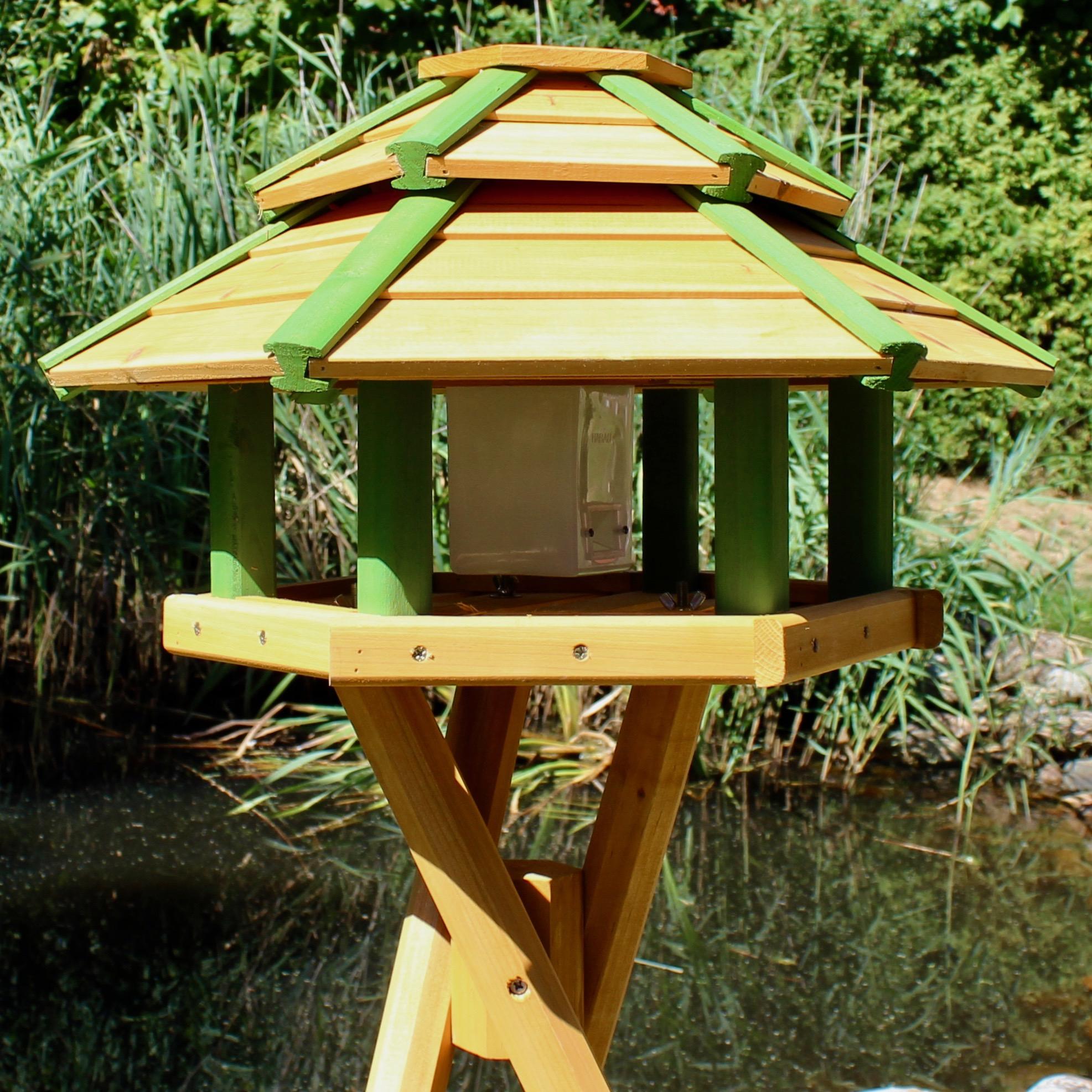Futterhaus Tokyo Mit 3 Bein Stander Vogelhaus Vogel Und