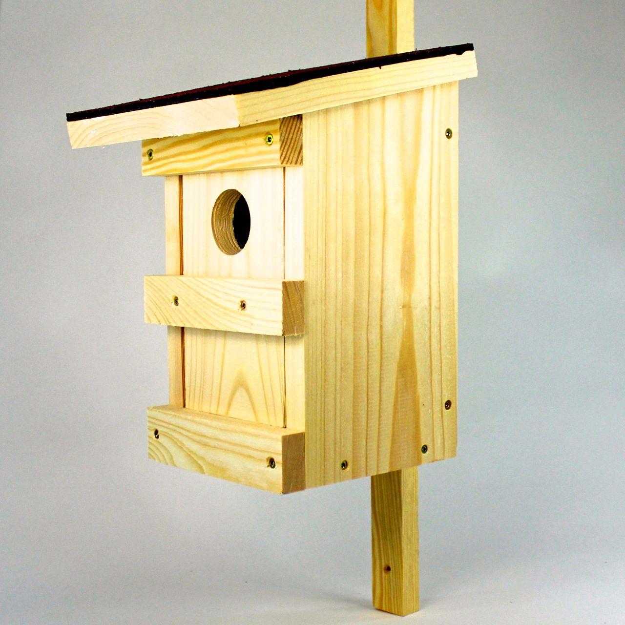 starenh hle 45 mm einflugloch starenkasten vogel und naturschutzprodukte einfach online kaufen. Black Bedroom Furniture Sets. Home Design Ideas