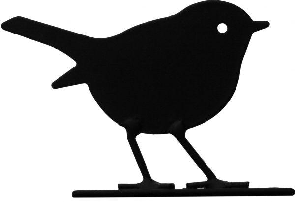 silhouette rotkehlchen vogel und naturschutzprodukte. Black Bedroom Furniture Sets. Home Design Ideas