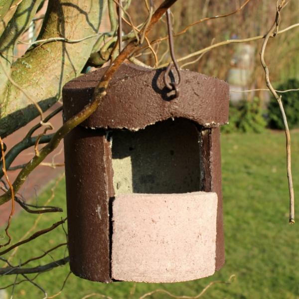 schwegler halbh hle 2h vogelhaus vogel und naturschutzprodukte einfach online kaufen. Black Bedroom Furniture Sets. Home Design Ideas